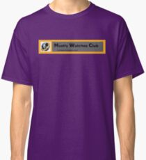 IWL Mostly watches club Classic T-Shirt