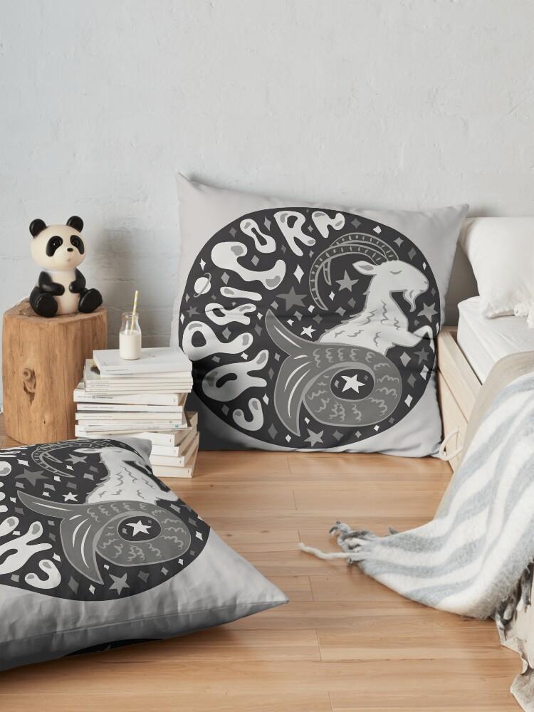 Alternate view of Capricorn Floor Pillow