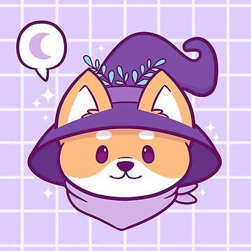 Witch Doggo by nikury