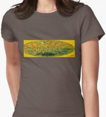 The green planet Women's Fitted T-Shirt