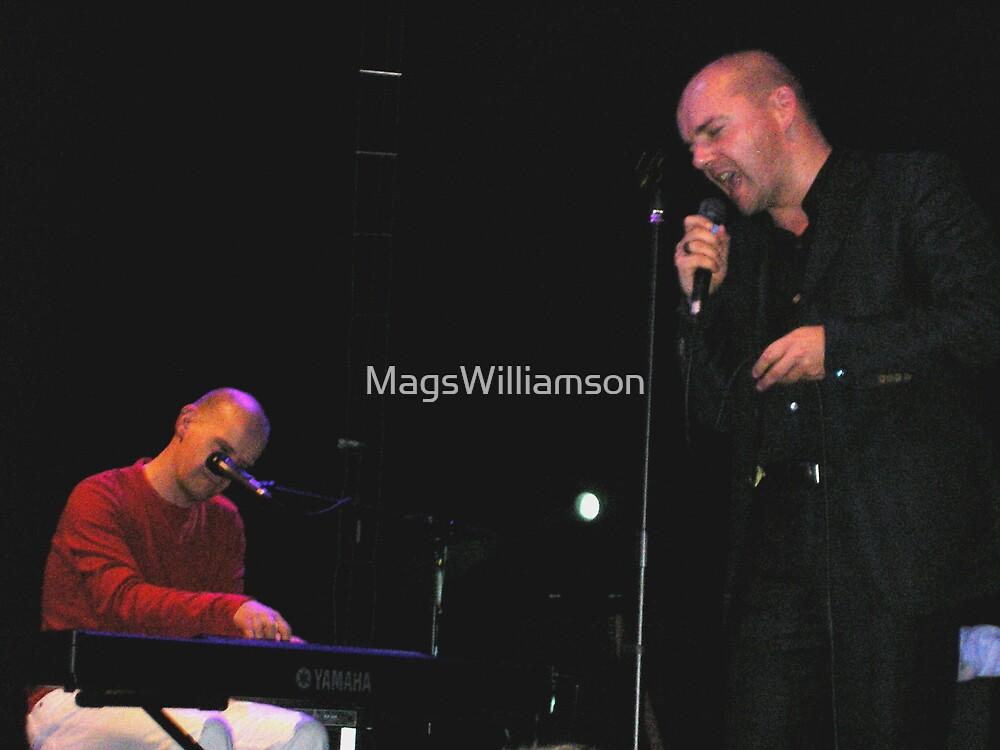 Hue & Cry Comeback Gig, ABC Glasgow, 21-10-05 by MagsWilliamson
