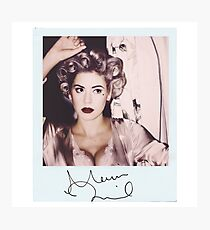 Marina und die Diamanten Fotodruck