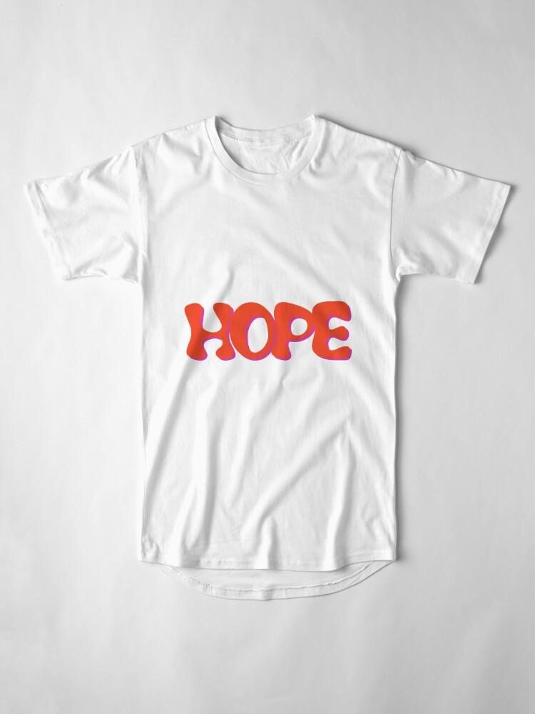 Alternative Ansicht von Hoffnung - J-Hoffnung (Hixtape) Longshirt