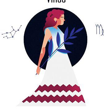 Virgo by jamesboast