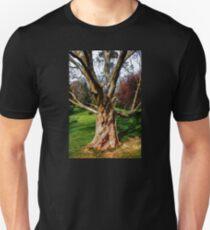 Twisting To Nature's Tune Unisex T-Shirt