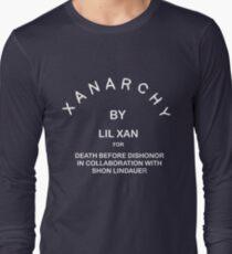 Camiseta de manga larga lil, xan