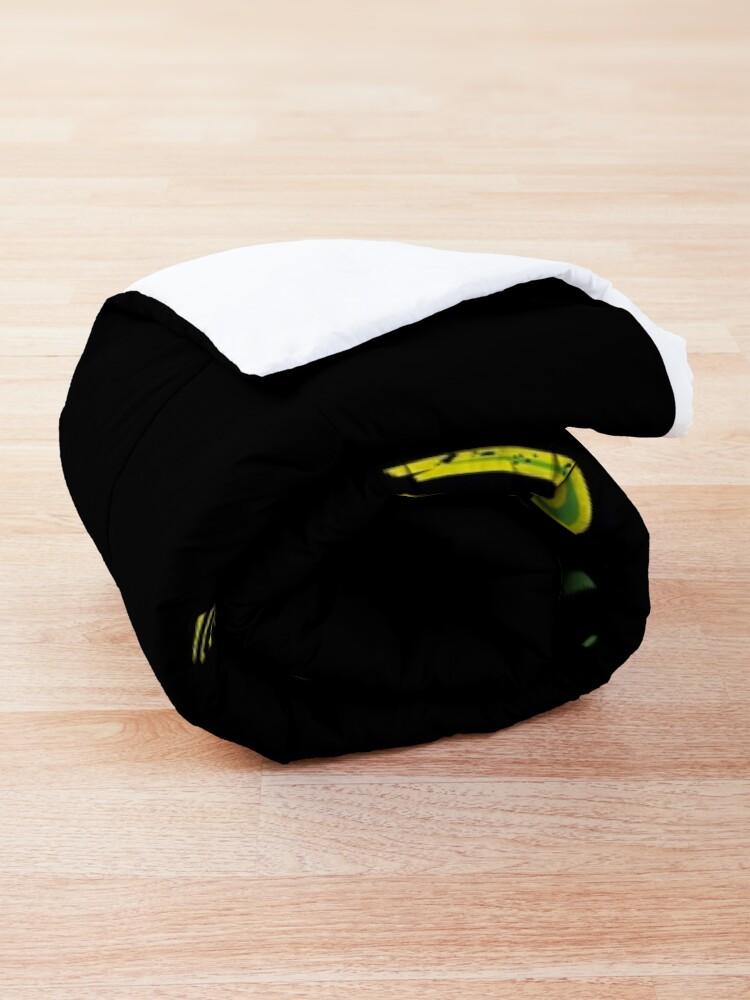 Alternate view of Cthuluau Comforter