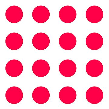 Red Dots by TOMSREDBUBBLE