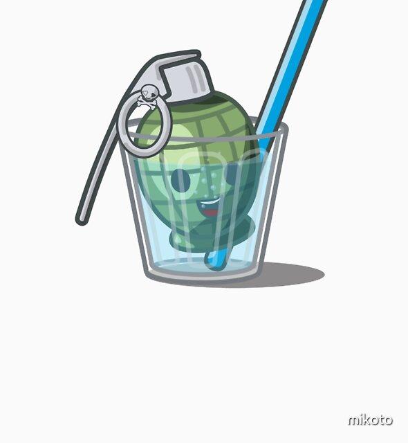 Green Grenade in Lemonade by mikoto