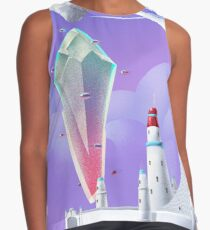 City of the Crystal Staire Contrast Tank