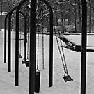 Lonely Winter Swings by TerrieK