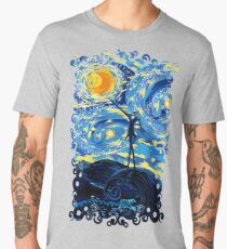 Jack starry night Men's Premium T-Shirt