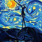 Jack starry night by ADZKIYYA DESIGN