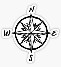 Compas Sticker