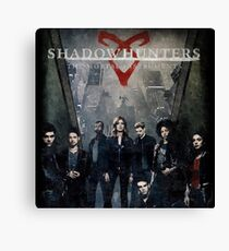 Shadowhunters Season 3  Canvas Print