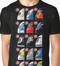 CLASSIC HELMET Family Graphic T-Shirt