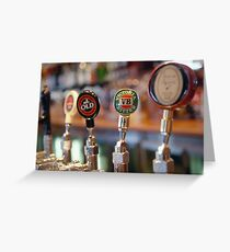 Pub! Greeting Card