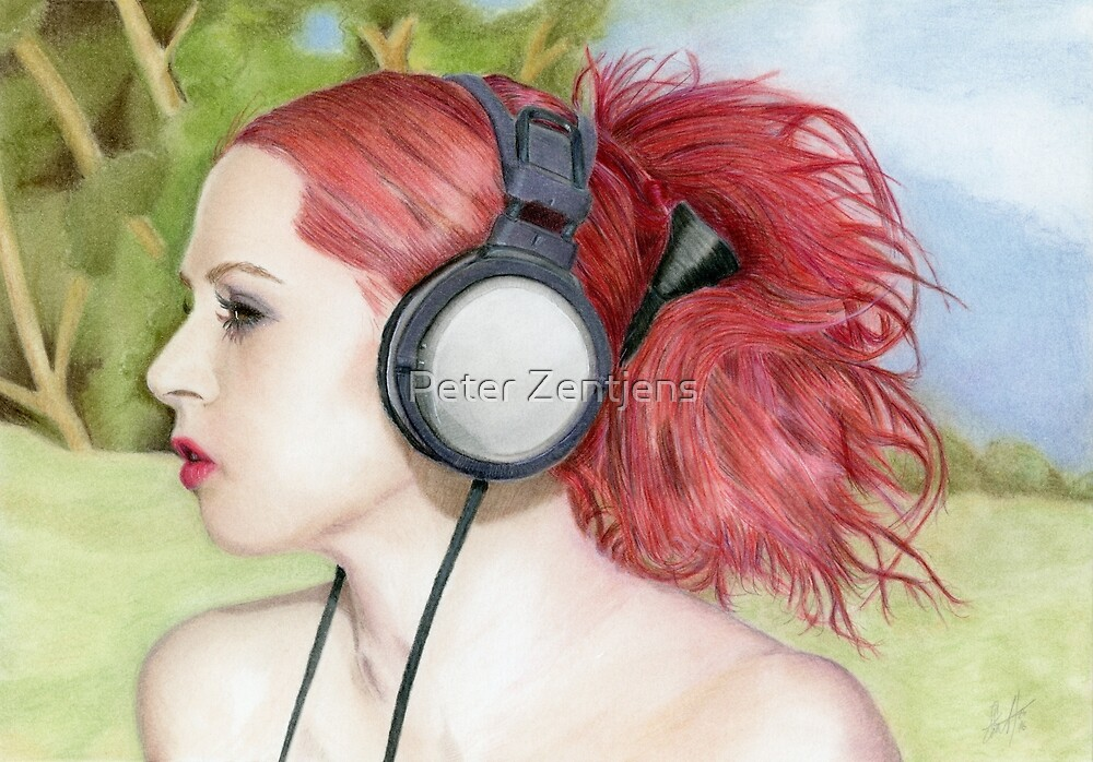 Music is life by Peter Zentjens