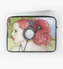 Music is life Laptop Sleeve
