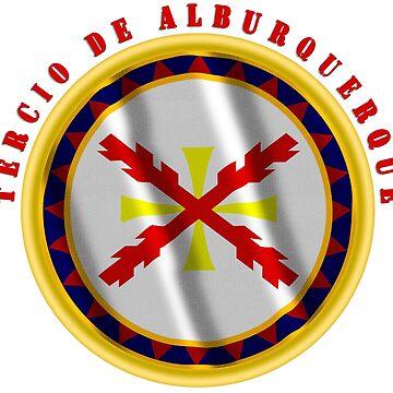 Tercio de Alburquerque by camisetaencasa