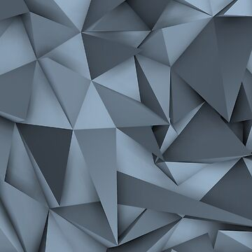 background with triangles and shadows. by AlbertoRuiZ