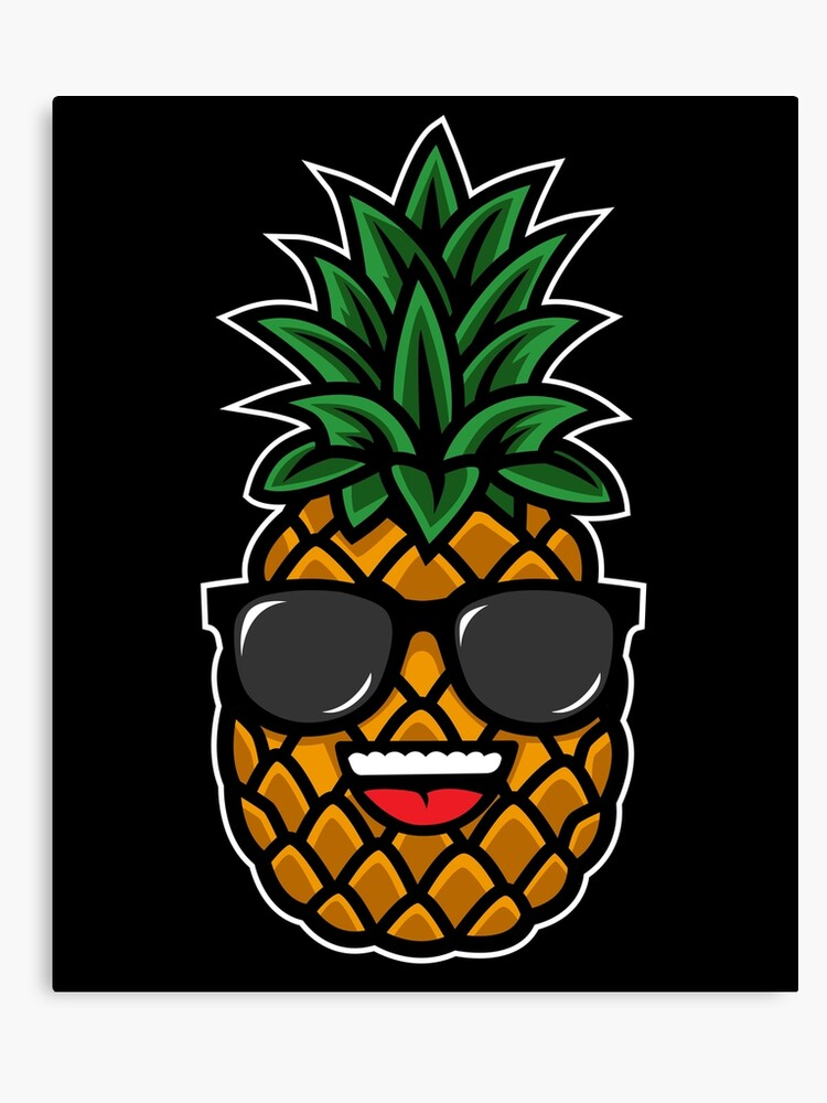 7480b2133115 Pineapple Sunglasses Cool Party Summer Pineapples