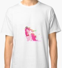 Pink Time Lord Classic T-Shirt
