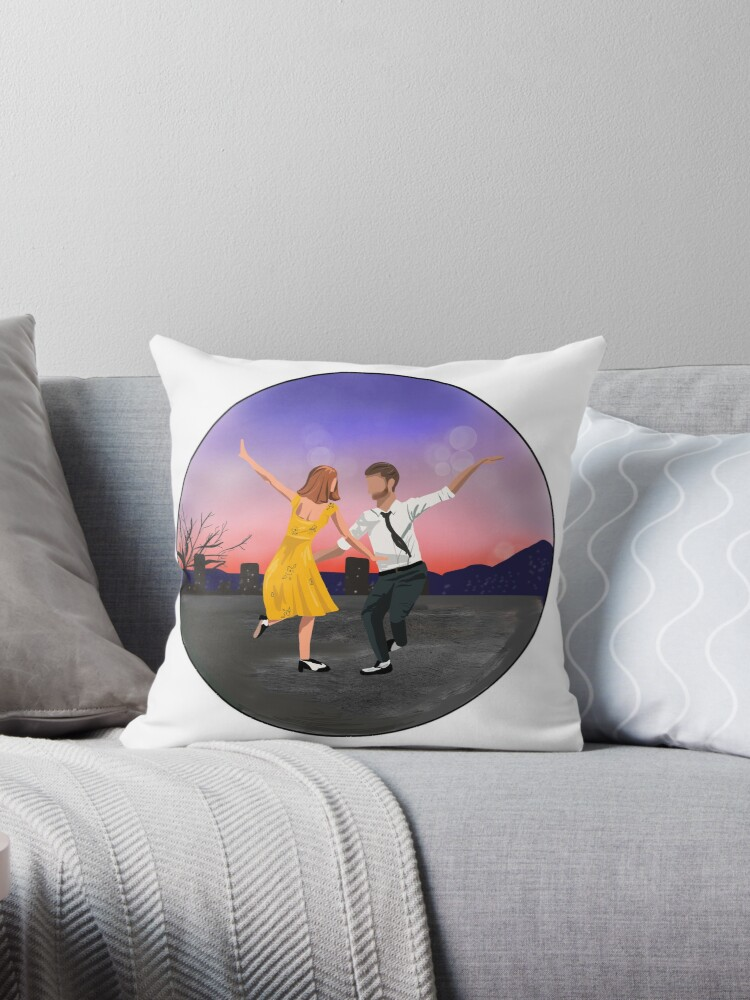 A Lovely Night Throw Pillows By Delaney Sears Redbubble Awesome Sears Decorative Pillows