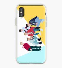 Retro Boyband iPhone Case