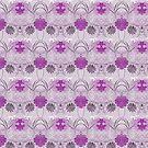 Raiselin purple pattern by Aimelle