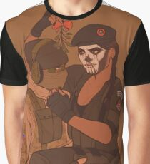 Glaz Caveira Graphic T-Shirt
