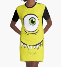 MONSTER ONE Graphic T-Shirt Dress