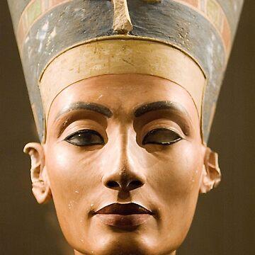Nefertiti 16th century B.C. by TheGrandTour
