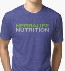 HERBALIFE NUTRITION Tri-blend T-Shirt