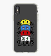 Killjoys, make some noise! iPhone Case