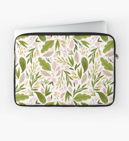 Blossoms Laptop Sleeve