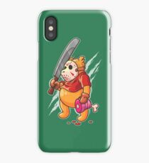 Winnie Voorhees iPhone Case