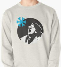 SPECIAL Screeching Liberal Tears From the Salt Mines Snowflake Logo REE screaming Che Guevara style HD HIGH QUALITY ONLINE STORE Pullover