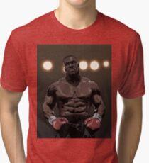 """IRON"" MIKE TYSON Tri-blend T-Shirt"