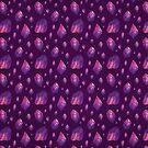 Galaxy Crystals by strangethingsA