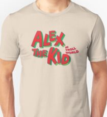 Alex the Kid Unisex T-Shirt