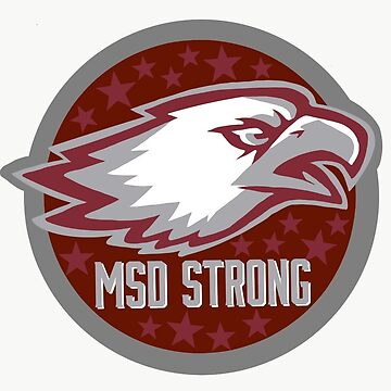 MSD STRONG by KidsWithKrayons
