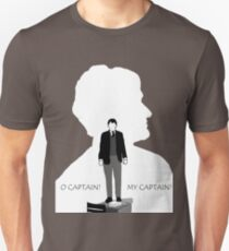 O Captain! My Captain! Unisex T-Shirt