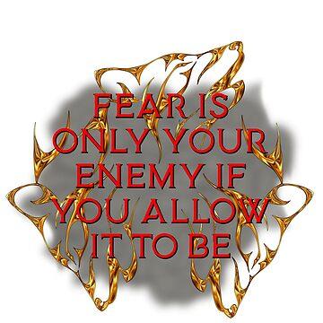 FEAR by thatbookgal