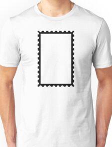 Postage stamp Unisex T-Shirt