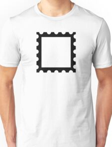 Post stamp Unisex T-Shirt
