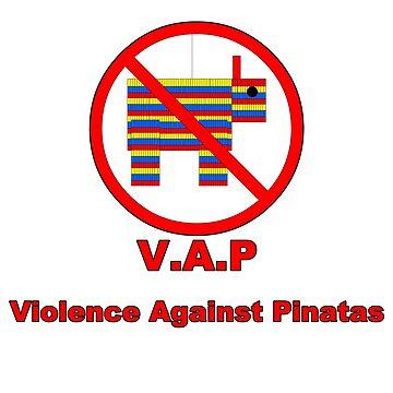 Violence against pinatas by beerman70