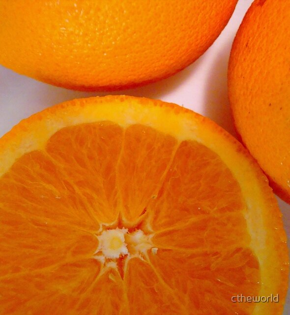 Orange Joy ^ by ctheworld
