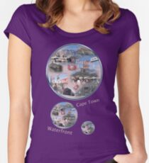 Greetings from Cape Town Women's Fitted Scoop T-Shirt