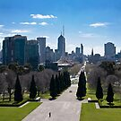 Melbourne   by Christine Wilson